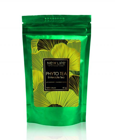 PHYTO TEA   EnteroLife Tea   Фито чай   для желудочно-кишечного тракта
