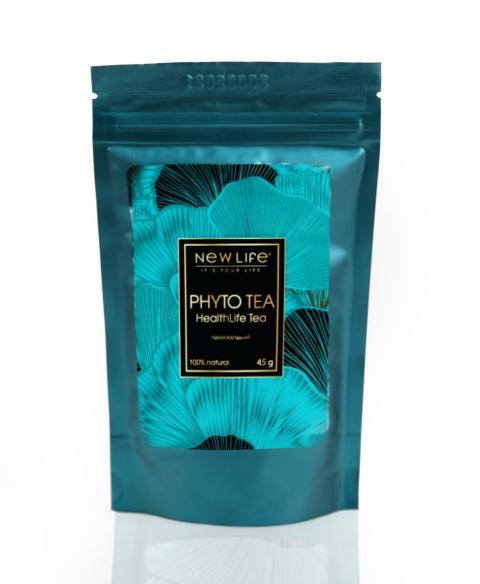 PHYTO TEA   HealthLife Tea  Фиточай противопростуд-ный